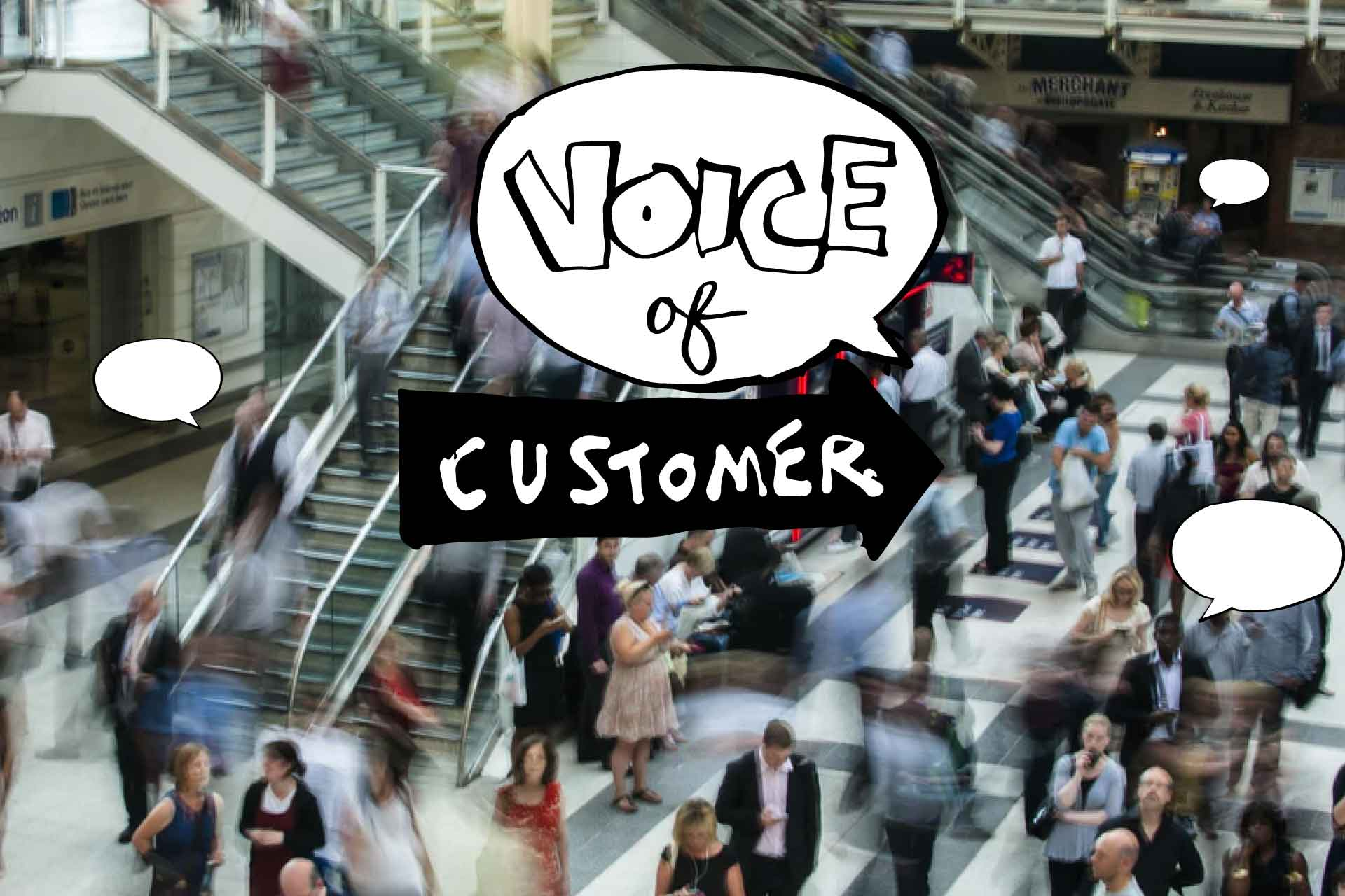 A Positive Voice (of Customer)?